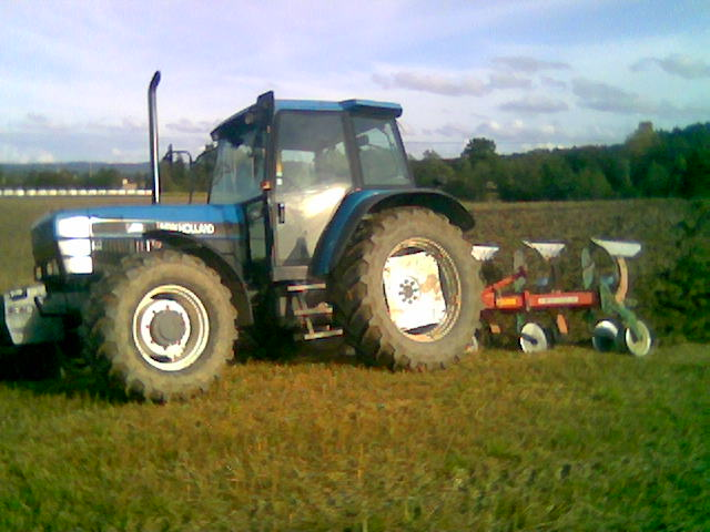 Real Tractor